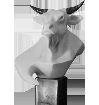 scultura supinus 1711-2020 ester crocetta