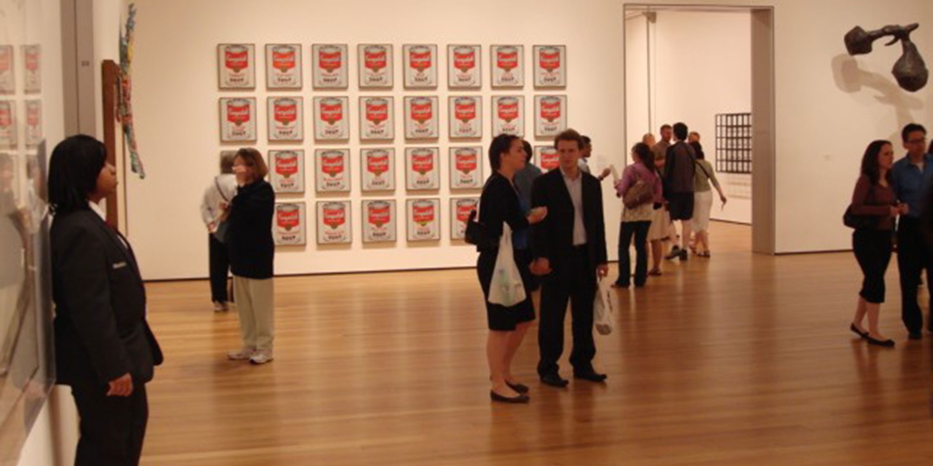 andy wharol campbell soup cans